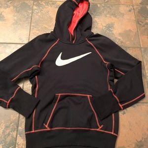 Hooded Nike sweatshirt size small